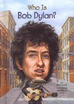 Who Is Bob Dylan? (Hardcover)