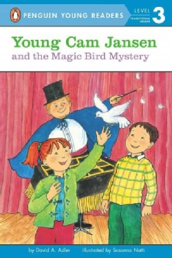 Young Cam Jansen and the Magic Bird Mystery (Paperback)