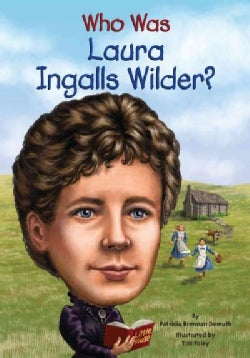 Who Was Laura Ingalls Wilder? (Paperback)