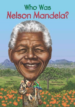 Who Was Nelson Mandela? (Paperback)