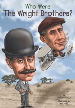 Who Were the Wright Brothers? (Paperback)