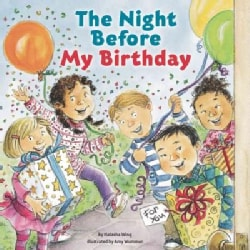 The Night Before My Birthday (Paperback)