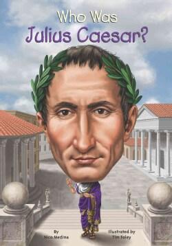 Who Was Julius Caesar? (Paperback)