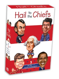 Hail to the Chiefs (Paperback)