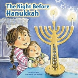 The Night Before Hanukkah (Paperback)