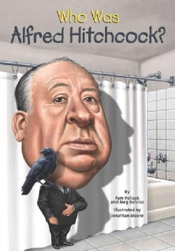 Who Was Alfred Hitchcock? (Paperback)