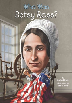 Who Was Betsy Ross? (Paperback)