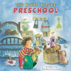 The Night Before Preschool (Hardcover)