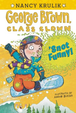 Snot Funny (Paperback)