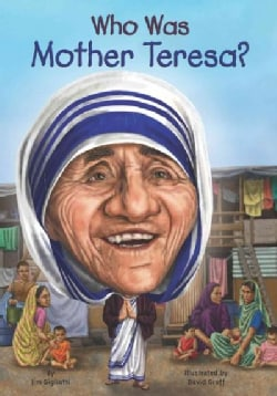 Who Was Mother Teresa? (Paperback)
