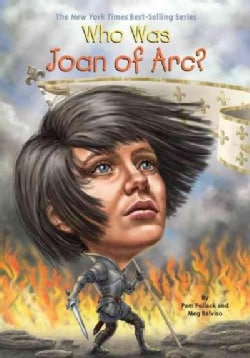 Who Was Joan of Arc? (Paperback)