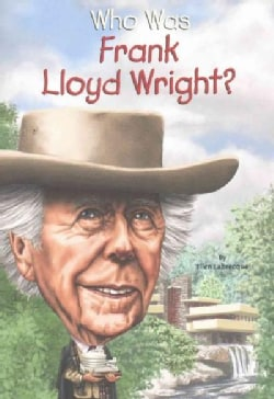 Who Was Frank Lloyd Wright? (Paperback)