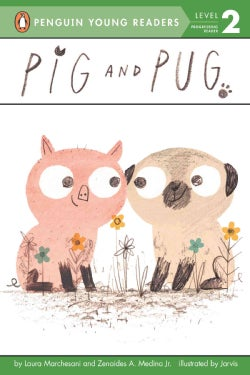 Pig and Pug (Paperback)