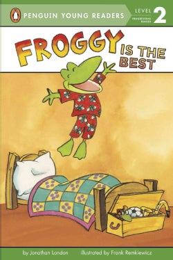 Froggy Is the Best (Paperback)