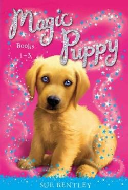 Magic Puppy: Books 1-3 (Paperback)