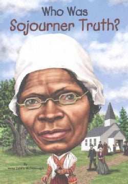 Who Was Sojourner Truth? (Paperback)