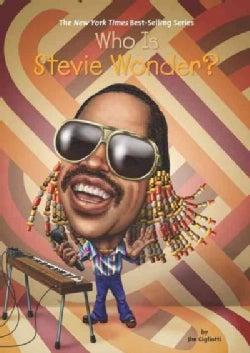 Who Is Stevie Wonder? (Paperback)