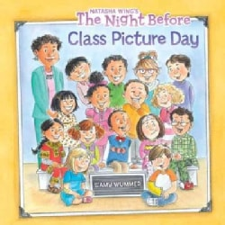 The Night Before Class Picture Day (Paperback)