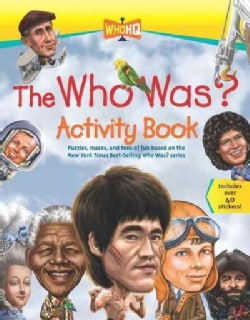 The Who Was? Activity Book (Paperback)