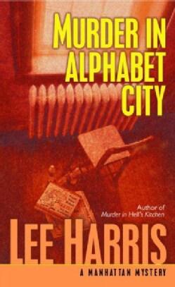 Murder In Alphabet City (Paperback)