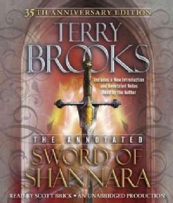 The Annotated Sword of Shannara: 35th Anniversary Edition (CD-Audio)