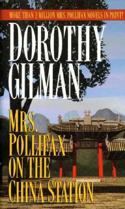 Mrs. Pollifax on the China Station (Paperback)