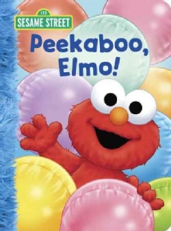 Peekaboo, Elmo! (Board book)