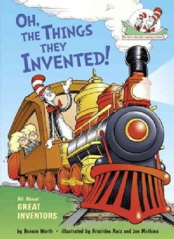Oh, the Things They Invented! (Hardcover)