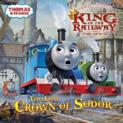The Lost Crown of Sodor (Paperback)