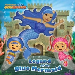 Legend of the Blue Mermaid (Paperback)