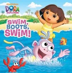 Swim, Boots, Swim! (Paperback)