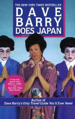 Dave Barry Does Japan (Paperback)