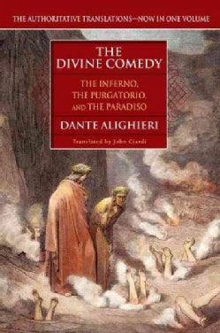 The Divine Comedy: The Inferno/the Purgatorio/the Paradiso (Paperback)