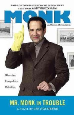 Mr. Monk in Trouble (Paperback)