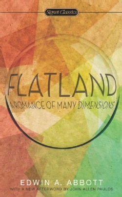 Flatland: A Romance of Many Dimensions (Paperback)