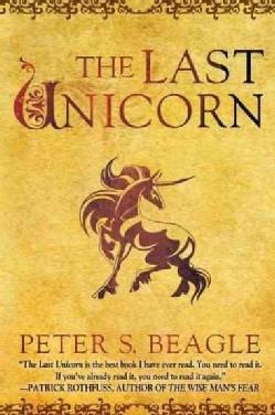 The Last Unicorn (Paperback)