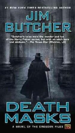 Death Masks (Paperback)