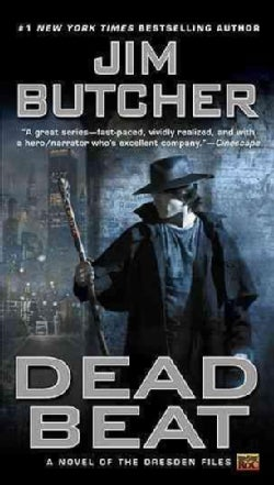 Dead Beat: A Novel of the Dresden Files (Paperback)