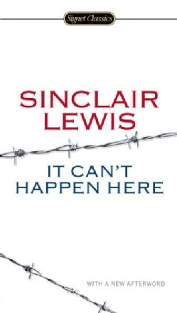 It Can't Happen Here (Paperback)