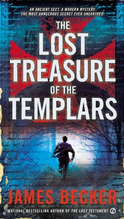 The Lost Treasure of the Templars (Paperback)