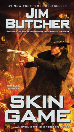 Skin Game: A Novel of the Dresden Files (Paperback)