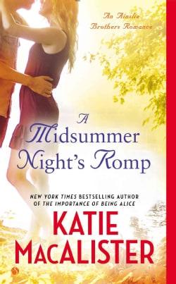 A Midsummer Night's Romp (Paperback)