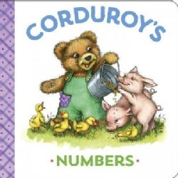 Corduroy's Numbers (Board book)