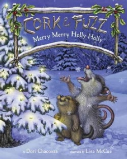 Merry Merry Holly Holly (Hardcover)