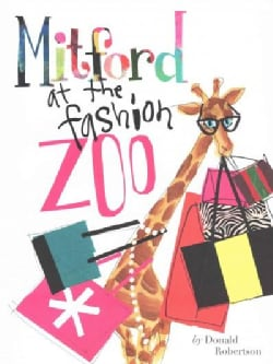 Mitford at the Fashion Zoo (Hardcover)