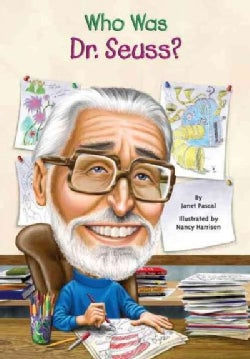 Who Was Dr. Seuss? (CD-Audio)