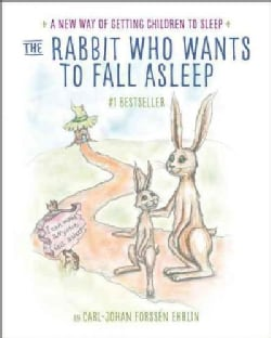The Rabbit Who Wants to Fall Asleep: A New Way of Getting Children to Sleep (CD-Audio)