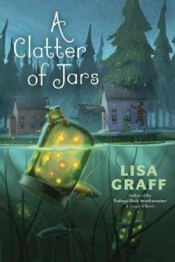 A Clatter of Jars (CD-Audio)