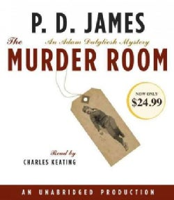 The Murder Room (CD-Audio)