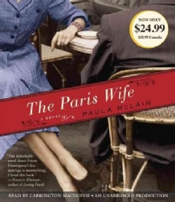 The Paris Wife (CD-Audio)